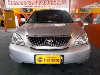 Jual Toyota Harrier 2.4 Autometic 2007 Silver metalik