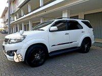 Jual Toyota: Fortuner TRD Sportivo VNT Turbo Th 2013 akhir