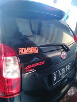 Jual Toyota: Avanza 1.3 E M/T siap pakai 2015 akhir