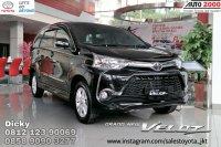 Jual Toyota Avanza Veloz M/T 2018 + GRATIS Anti Karat