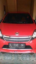 Jual Toyota: over credit mobil agya TRD merah 2015