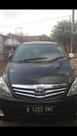 Jual Toyota: Kijang innova V 2005 hitam