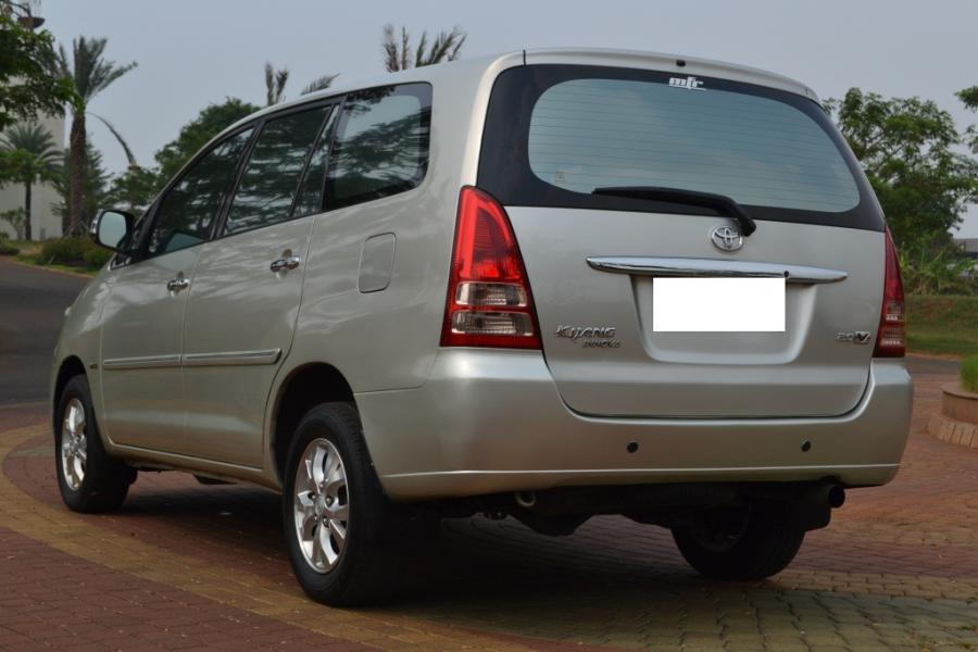 Toyota Innova V Automatic 2006 Total DP 7Jt - MobilBekas.com