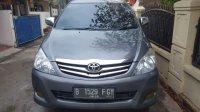 Jual Toyota Innova V luxury Matic Bensin