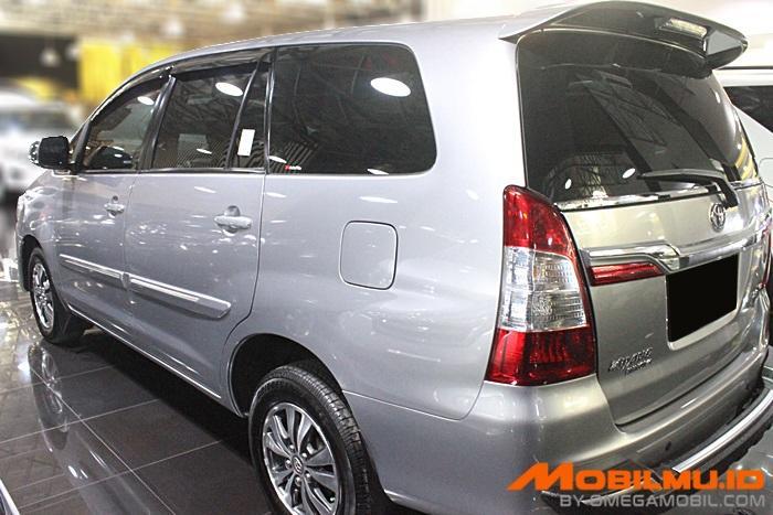 Jual innova 2015. G diesel automatic - MobilBekas.com