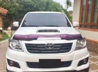 DiJual Cepat Toyota Hilux Type G Double Cabin Turbo 4x4 .AT. Thn 2012