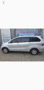 Jual Toyota: Avanza 2013, silver tangan pertama, STNK bulan 9