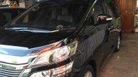 Jual Toyota: Vellfire 2.4 V th 2012 Istimewa