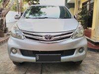 Jual Toyota Avanza 1.3 Type G/2013 Silver Mulus. Tangan Pertama Dari Baru