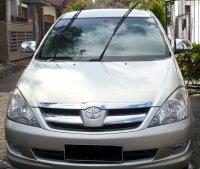 Jual Toyota Kijang INNOVA V 2008
