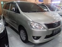 Jual Toyota Kijang Grand New Innova Manual Tahun 2012