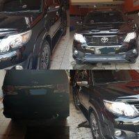 Dijual Toyota Fortuner 2015 TRD VNT Turbo