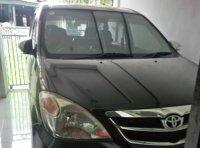 Jual Toyota: Avanza 2011 metic hitam