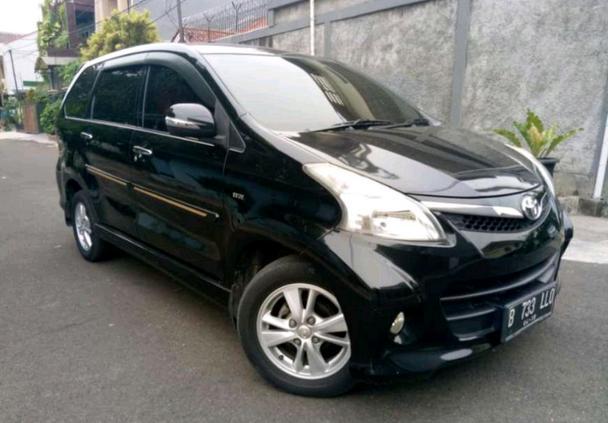 Toyota Avanza Veloz 1.5 Matic 2014 Total Dp 7 jt ...