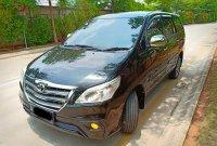 Jual Toyota Kijang Innova G 2.5 Diesel 2014 Manual