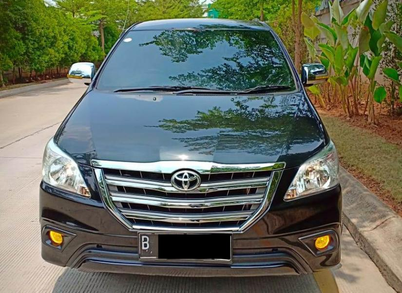 Toyota Kijang Innova G 2.5 Diesel 2014 Manual - MobilBekas.com