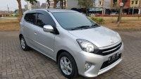 "Jual ""DP 18jt@2501X47bln""Toyota Agya G AT 2013"