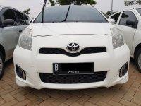 Jual Toyota Yaris E AT Facelift 2012