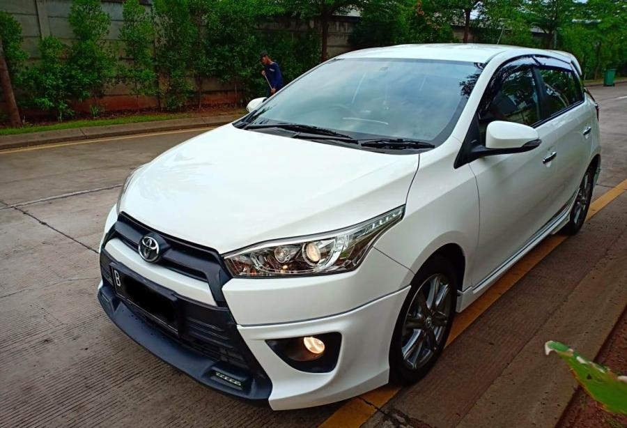 Toyota Yaris TRD AT 2016 KM Rendah (DP minim) - MobilBekas.com