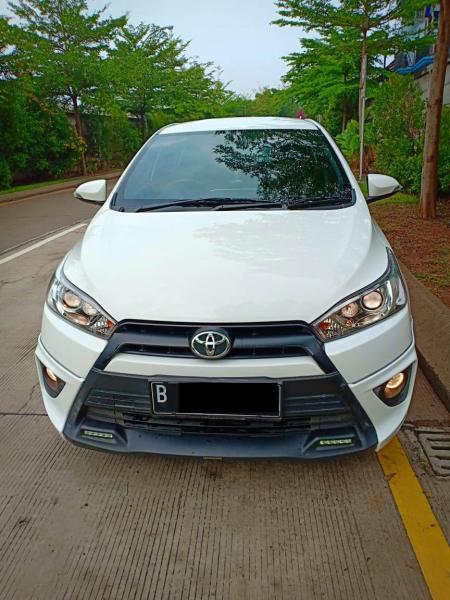 Toyota Yaris TRD AT 2016 KM Rendah (DP minim) - MobilBekas.com