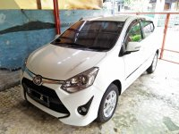 Jual Toyota: New Agya G 1.0 2018 murmer tinggal gaspoll