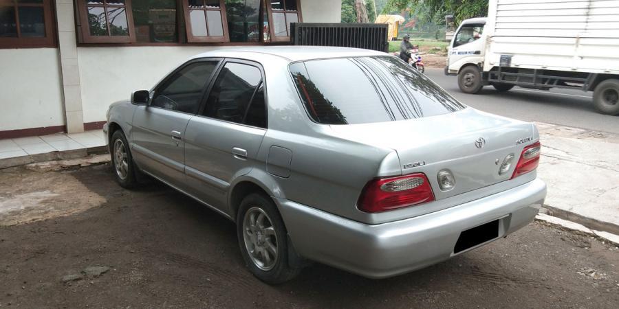 Toyota Soluna GLi 2002 Model Generasi Terakhir ...