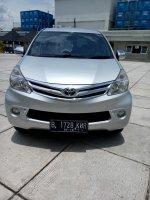 Jual Toyota avanza G 1.3 matic 2013 silver