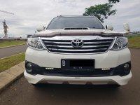 Jual Toyota Fortuner 2.5 G AT Diesel TRD Sportivo 2013