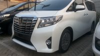 Jual Toyota: Alphard G A/T 2017 Ready Stock Cash/Credit Proses Lising Bebas