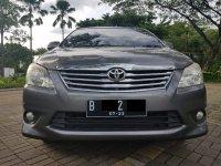 Jual Toyota Kijang Innova 2.0 V AT Bensin 2013