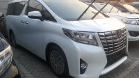 Toyota: Alphard G A/T 2017 Ready Stock Cash/Credit Proses Lising Bebas (20151020_165319.jpg)