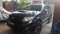 Jual Toyota Fortuner TRD 2014 Diesel Matic