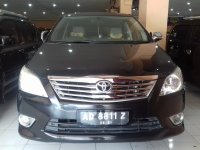 Jual Toyota Kijang Grand New InnovaG Manual Tahun 2012