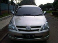 Jual Toyota Kijang Innova G Automatic Th.2007 Sudah Technology Euro irit BB
