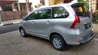 Jual Toyota Avanza 2013 G Matic sudah Airbag KM Rendah