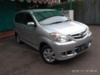 Jual Toyota Avanza Type G 1.3 Manual Tahun 2010 silver metalik