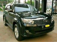Jual Toyota Fortuner 2012 G MT Diesel km 80000