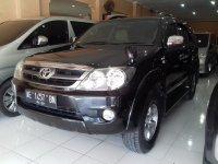 Jual Toyota Fortuner G Diesel M/T Tahun 2008