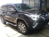 Jual Toyota: Fortuner G A/T Solar 2017 Credit / Cash