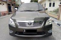 Jual Toyota Kijang Innova G 2.0 MT 2012 KM Rendah (Dp minim)
