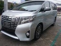 Jual Toyota: Ready Alphard G A/T Cash/Credit Proses Cepat Dan Proses Dibantu