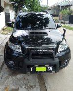 Jual Toyota Rush Type G Matic th 2010 Hitam