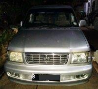 Jual Mobil Toyota Kijang Tahun 2000 Bensin AT Automatic Murah 1800cc Mulus
