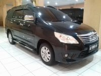 Jual Toyota Kijang Grand New Innova E up G M/T Tahun 2012