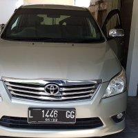 Jual Toyota: INNOVA G DIESEL AUTOMATIC 2012 di surabaya kondisi SEMPURNA