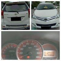 Toyota Avanza: Jual Mobil pribadi tangan pertama