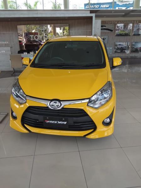 Toyota New Agya Trd Mt Mobilbekas Com