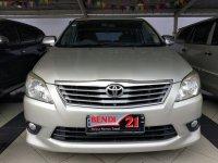 Toyota Innova G MT 2013