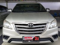 Jual Toyota Innova E MT 2014