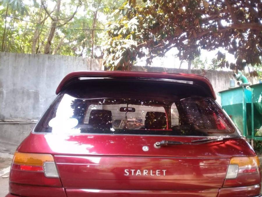 Harga Mobil Starlet Tahun 1990